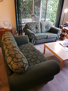 Sofas couches lounges 2x2 seaters Auchenflower Brisbane North West Preview