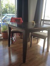 comfi and pretty dining table chairs Warracknabeal Yarriambiack Area Preview