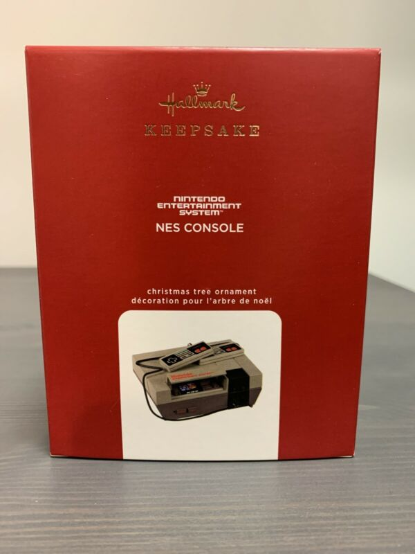 2020 Hallmark NES CONSOLE Keepsake Nintendo Entertainment System Sound See Note!