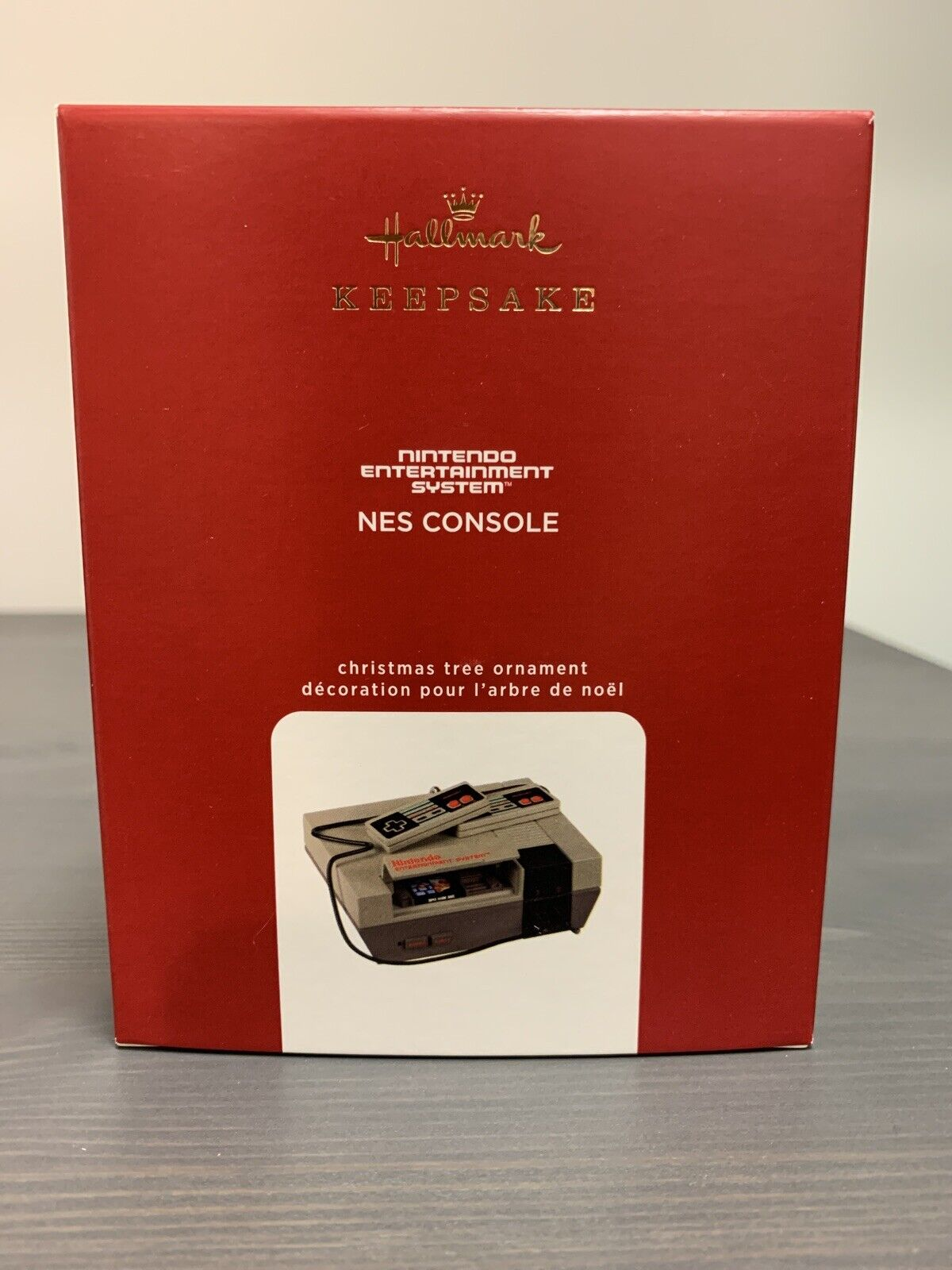 2020 Hallmark NES CONSOLE Keepsake Nintendo Entertainment System Sound See Note