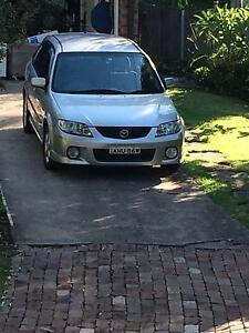 2001 Mazda 323 Hatchback Cromer Manly Area Preview