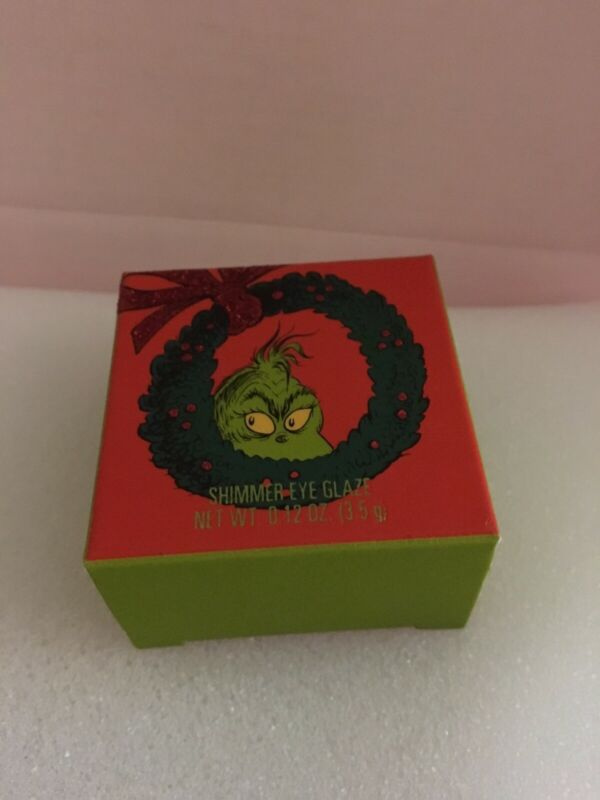 Kylie X Grinch Lil Grinch Simmer Eye Glaze *IN HAND *SHIPS ASAP!! *Sold Out*