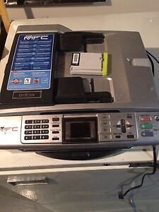 Brother printer , fax , scanner