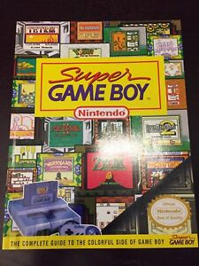 Super Gameboy Guide
