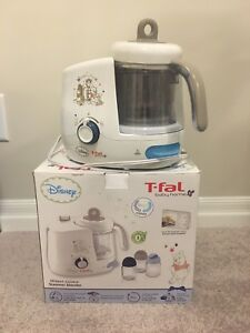 T-Fal Baby 2 IN 1 STEAMER AND BLENDER