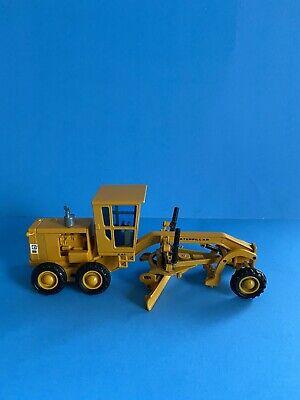 JOAL CAT Caterpillar 12G Leveller / Grader Model No. 217 Diecast w/ Rubber Tires