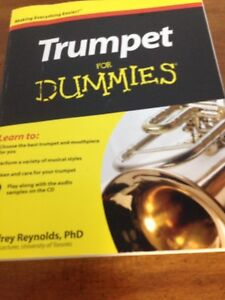 Trumpet for dummies and cd