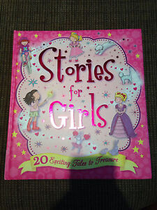 Stories for Girls (20 exciting tales to treasure) ENGLISH BOOK
