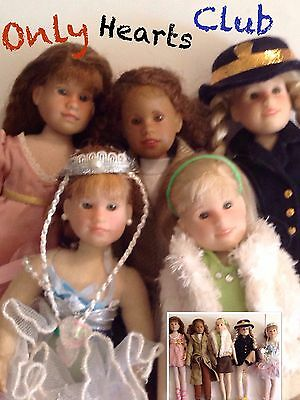 only hearts club Doll Lot- 5 Excellent Dolls Dressed !