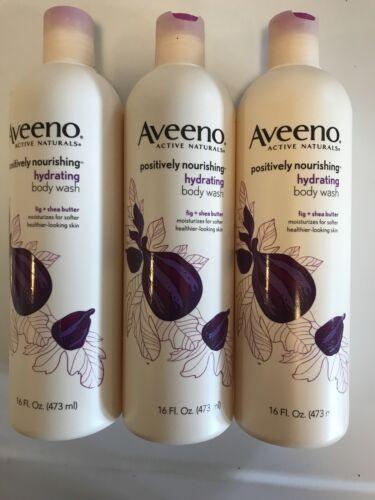 Aveeno Positively Nourishing Aveeno Ultra Hydrating Body Was