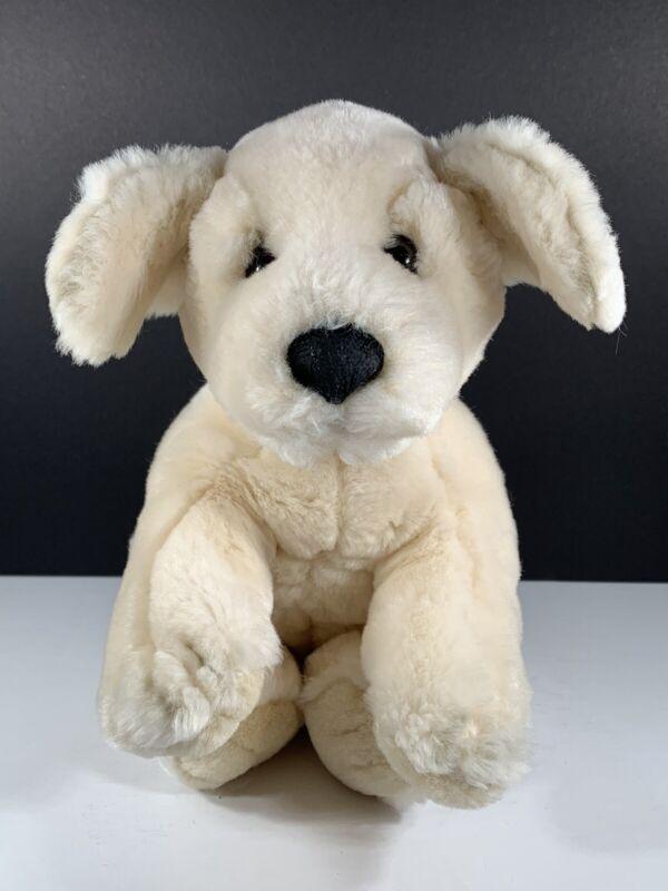 "Russ Berrie Rover 10"" Lab Retriever Puppy Soft"
