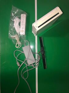 Wii Console w/without games