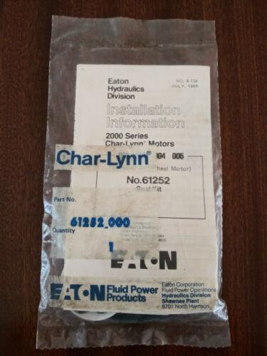 Eaton Char-Lynn 61252 Hydraulic Motor Seal Kit