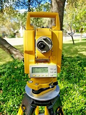 Topcon Gts-226 Conventional Surveying Total Station