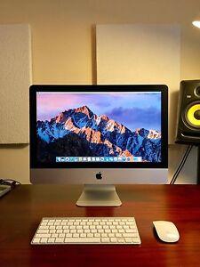 "iMac 21.5"" Mouse Keyboard | Apple Care WARRANTY | Original Box Coburg Moreland Area Preview"