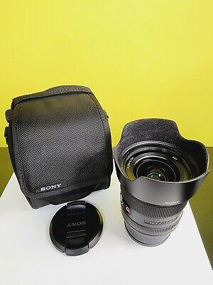 Sony FE 24mm F1.4 GM Alpha Full-frame E-mount Wide Angle G Master Lens SEL24F14