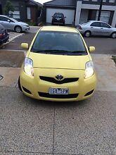 Toyota Yaris Caroline Springs Melton Area Preview