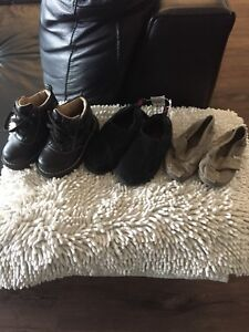 Toddler boys size 8 shoes