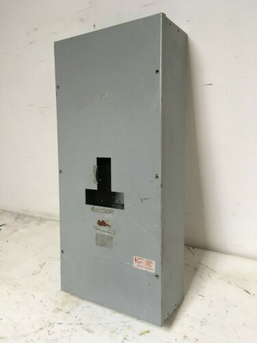 General Electric SG400F SG400S 400 Amp Breaker Enclosure 600V SGH SGL SGP GE