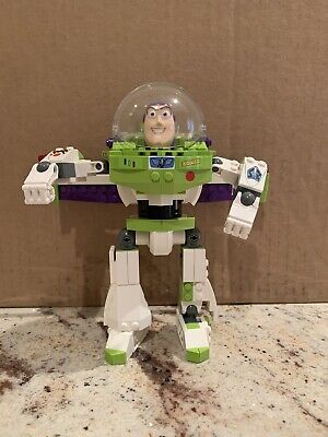 Lego 7592 Toy Story Construct-A-Buzz 2010 Retired Read