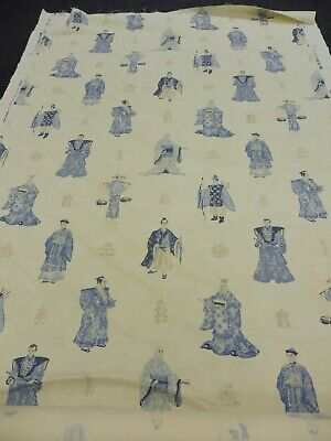 ANDREW MARTIN FABRIC SAMURAI - TRAVELLERS TALES COLLECTION PLEASE READ DESCRIPTI