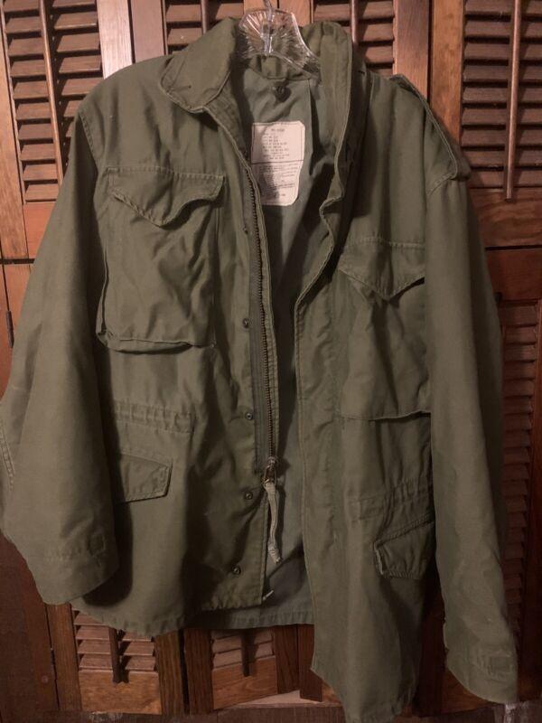 m65 field jacket small regular
