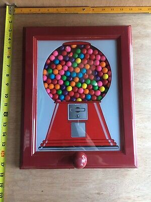 On The Wall Gumball Machine