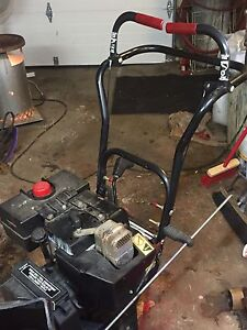 Great snowblower for sale