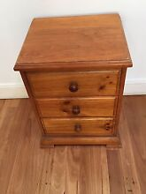Side Table/ Chest of Drawers Mosman Mosman Area Preview