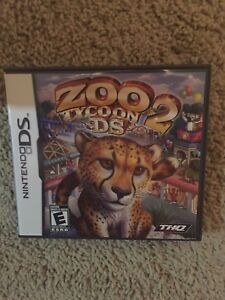 Zoo Tycoon 2 DS Video Game