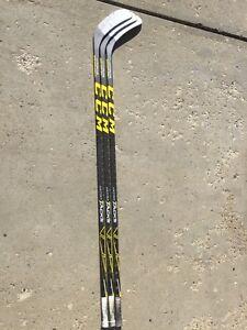 CCM Ultra Tacks left handed hockey sticks