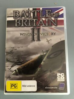 PC Game - Battle of Britain II - Wings of Victory