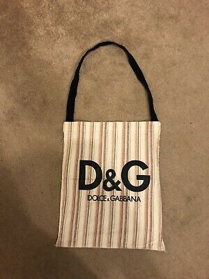 Dolce&Gabbana Official Tote Bag. (Dolce And Gabbana Official)