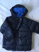 Boys Old Navy Winter Jacket Size 4 Geelong Geelong City Preview