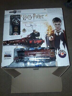 Lionel 6-83972 O Harry Potter Hogwarts Express LionChief Train Set W/BLUETOOTH