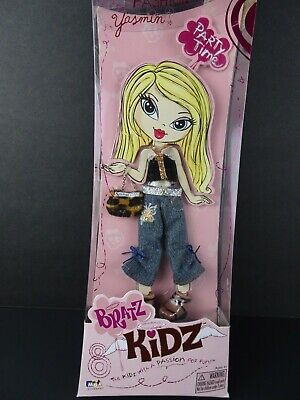 Bratz Kidz Dolls Clothes Party Time Outfit Chloe & Jade Jeans Pants Shoes Purse