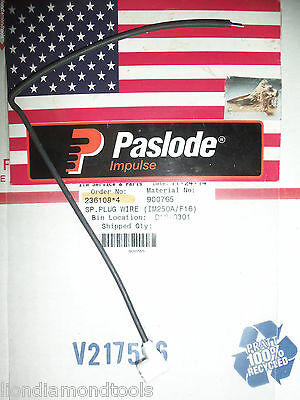 Paslode Part 900765 Spark Plug Wire Assembly