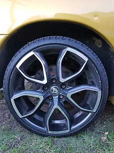 20 inch PENTAGON GTS COPIES, RIMS, WHEELS , TYRES Newcastle Newcastle Area Preview