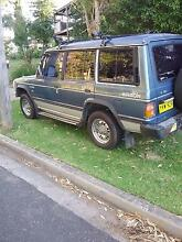 1989 Mitsubishi Pajero Wagon Mollymook Shoalhaven Area Preview