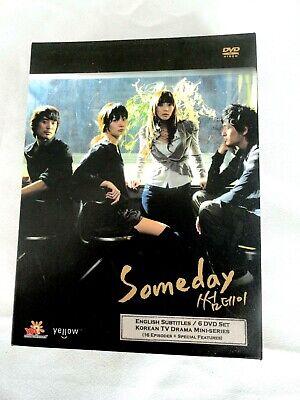 Someday YA Entertainment Korean Drama  Complete Series 6 dvd box set 16 episodes for sale  Waimanalo