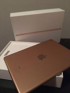 iPad 6th gen gold 128gb ****$450****