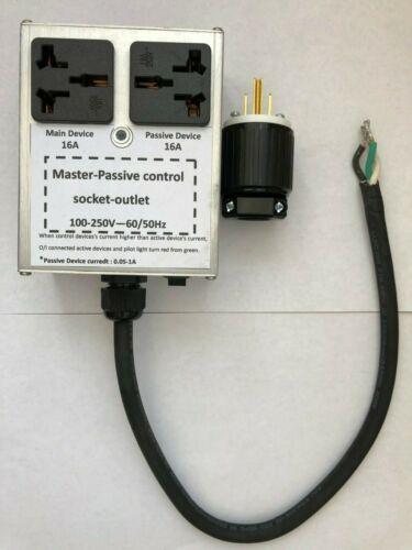 Master -  Passive Control Socket Outlet