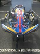 Cadet 12 Go Kart and Accessories South Yarra Stonnington Area Preview