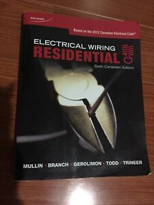 Electrical wiring residential 6th edition