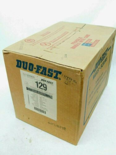 16,200 Nails Duo-Fast Collated Siding  1 in. x 0.086-Gauge 0 Degree CI Series ES