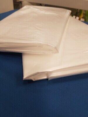 2 Hüllen Matratzenschoner Schutzhüllen Matratzenschutz Matratzen-hülle