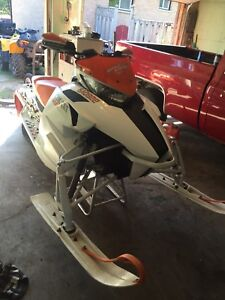 2012 Arctic cat f800 limited