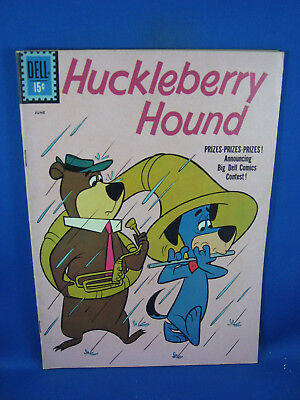 HUCKLEBERRY HOUND 11  F  YOGI BEAR 1961 TUBA COVER for sale  Victoria