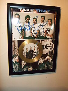 TAKE-THAT-SIGNED-FRAMED-GOLD-CD-DISPLAY-7