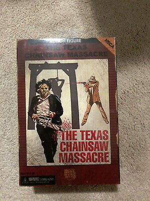 "NECA LEATHERFACE Texas Chainsaw Massacre Video Game 7"" Action FIgure for sale  Wilmington"